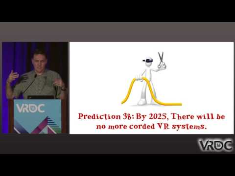 VR Prediction #38: No Corded VR Systems 2025