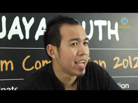 """""""3075:  My Earth"""" Interview by Gary Chong"""