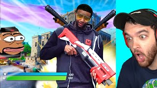 REACTING TO FORTNITE MEMES THAT BRING BACK DAEQUAN (emotional)
