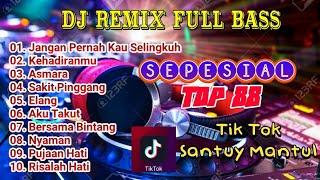 Download Lagu DJ SANTUY FULL BASS 2020 🔊🔊🎶 ( DJ Tik Tok Viral ) mp3