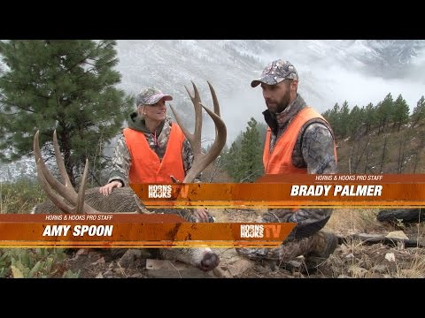 S2 Ep 9 Horns&Hooks TV WA State Monster Mulie