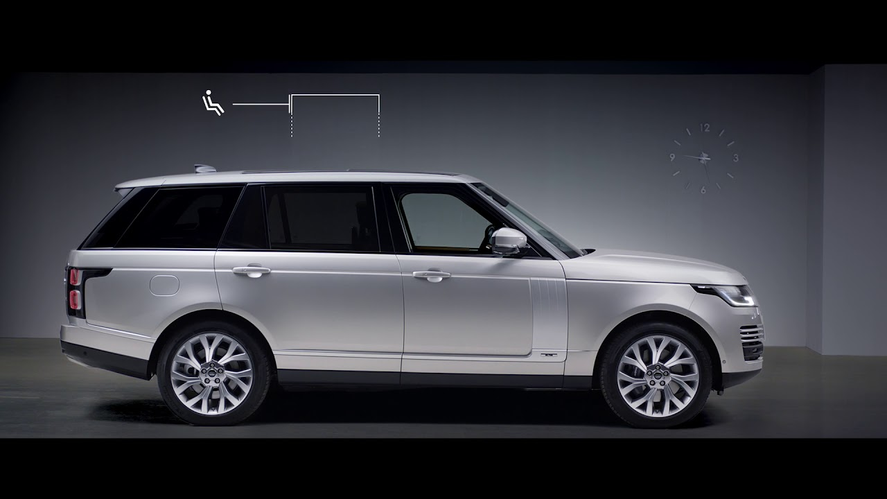 2018 Range Rover Interior Design Land Rover Usa Youtube