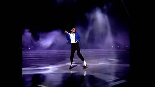 Michael Jackson - The way you make me feel @ Grammy awards 1988