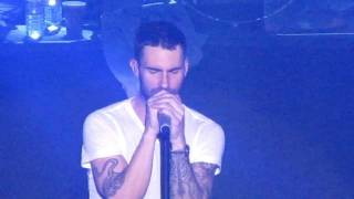Maroon 5, If I Aint Got You, Manchester England 2/2011