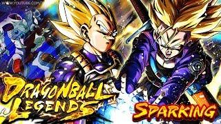 DIE HOFFNUNG STIRBT ZULETZT! Super Saiyajin Trunks & Vegeta MULTI SUMMONS! | Dragon Ball Legends