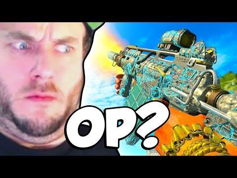 OVERPOWERED NEW GUN!? (Black Ops 4 S6 Stingray)