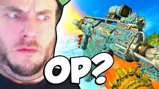 OVERPOWERED NEW GUN!? (Black Ops 4 S6 Stingray)