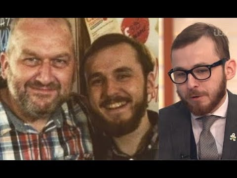 Carl Sargeant's son speaks of a need for 'kinder politics'