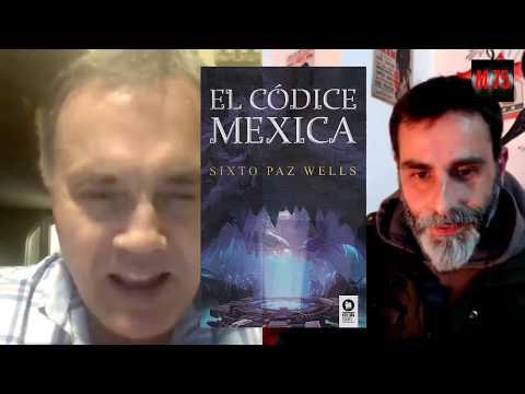 sixto-paz-wells.-el-cÓdice-mexica.-el-mundo-intraterreno-y-viaje-a-paititi.-m.75.