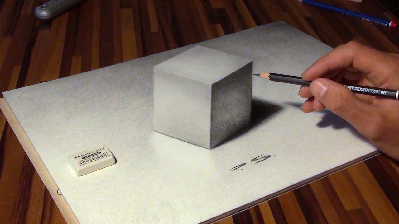 3d Zeichnen Lernen Die Besten Tipps Und Beispiele Focus De
