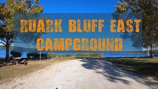 Ruark Bluff East Campground - Stockton Lake Missouri