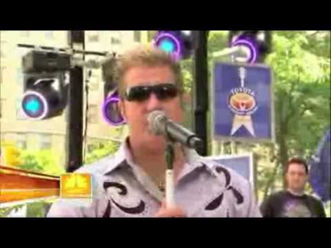 Rascal Flatts performing Here Comes Goodbye On The Today Show