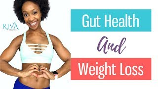 Gut health and weight loss (boost metabolism, lose belly fat)