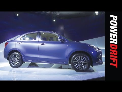 Maruti Suzuki Dzire Launched - Prices, Features & More