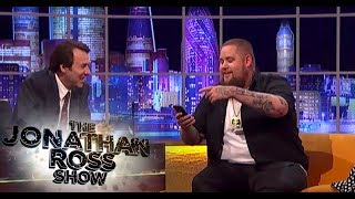 Rag'n'Bone Man Raps About Eastenders - The Jonathan Ross Show