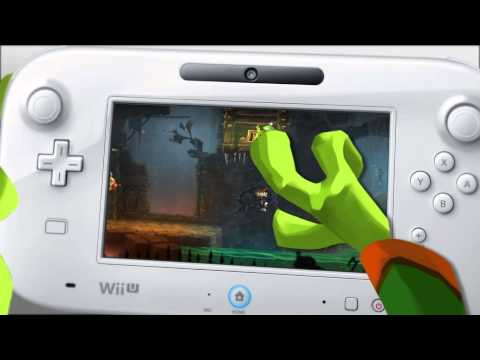 Ubisoft's Wii U line up [EUROPE]