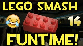 CSS Fun - Lego Smash #14! -- Weirdest Noise In the World?