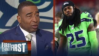 Cris Carter unveils what Sherman