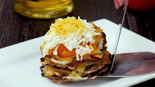 Печеночные мини-торты - Рецепты от Со Вкусом