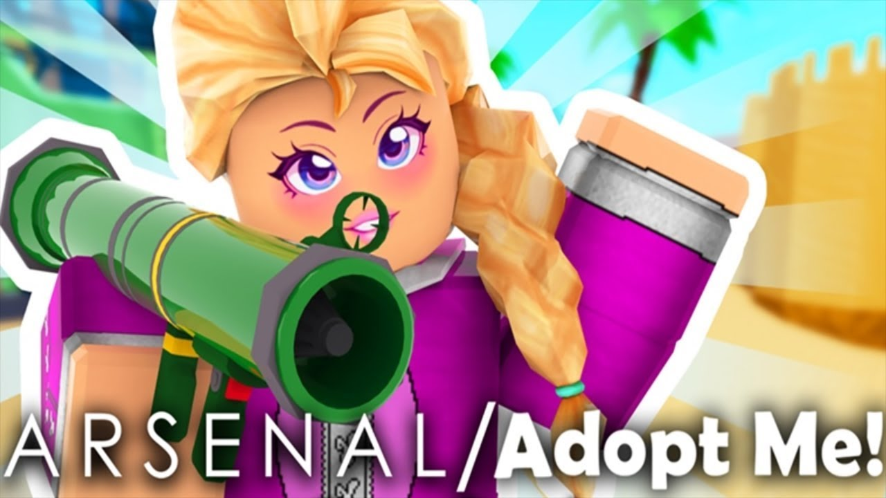 Sandtown With Anna New Characters Arsenal Roblox - roblox arsenal characters