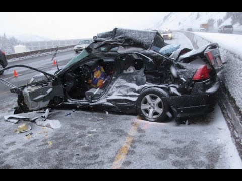 Brutal ICE and SNOW CRASH Compilation - Epic Snow Accidents Part.2
