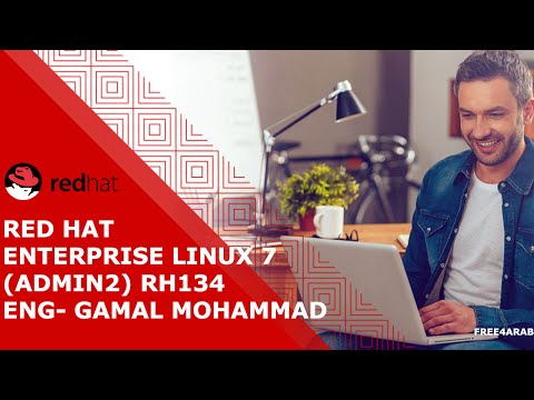 10-Red Hat Enterprise Linux 7 (Admin 2) RH134 (Using Grep) By Eng