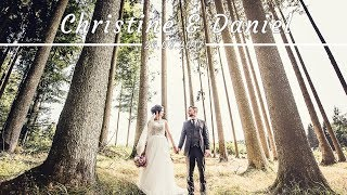 Wedding trailer - Russian wedding of Christine & Daniel | Mengen, Germany