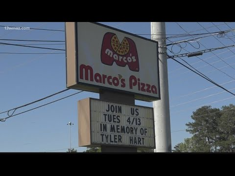 Marco's Pizza raising funds for family of Macon teen, former employee killed in car accident