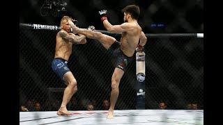 Cejudo vs Dillashaw UFC Fight Night 143 Brooklyn - Full HD Fight Recap