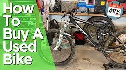 Top Tips On Buying A Used Bike
