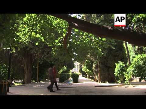 Iran's paradise garden