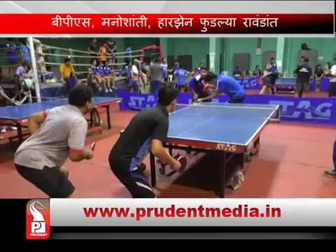 BPS SPORTS CLUB REGISTER THUMPING WIN AT ALL-INDIA INVITATIONAL TABLE TENNIS CHAMPIONSHIP