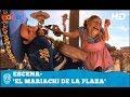 Coco De Disney Pixar Escena El Mariachi De La Plaza HD mp3
