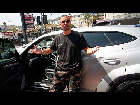 Scott Disick's Widebody Lamborghini Urus!