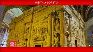 Papa Francisco - Loreto - Visita 2019-03-25 thumbnail