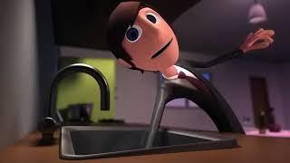 Смешной мультик «Тонущее Чувство » Мультфильмы для детей и взрослых