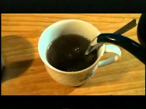 Brown rice coffee  玄米コーヒー