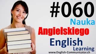 #60 Kurs języka angielskiego Słownictwo English Jasło Mrągowo Siemianowice Śląskie Zakopane