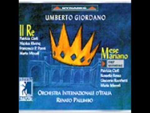 IL RE, GIORDANO Patrizia Ciofi 1998