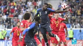 MONDIAL-2018 - Dernier adversaire pour les Bleus : Croatie ou Angleterre ?