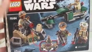 LEGO Star Wars Боевой набор Повстанцев