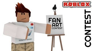 ROBLOX MY AVATER ART CONTEST!! *WINNER GETS ROBUX*