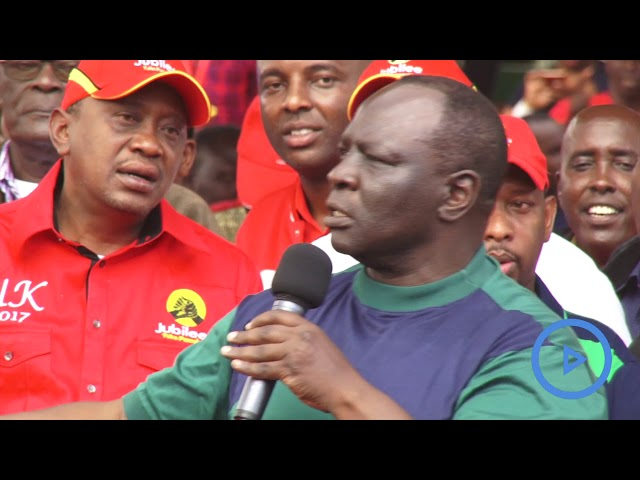 Image result for Nasa are thieves not Jubilee - emotional Reuben Ndolo slams Nasa as he defects to Jubilee