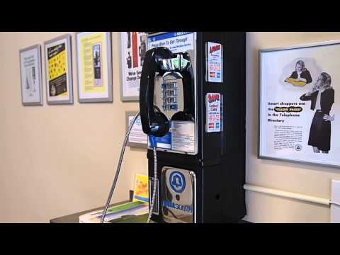 BellSouth pay phone ring