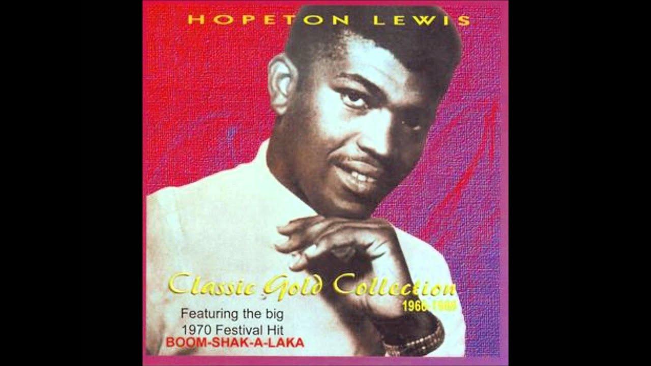 Hopeton Lewis - Rocka Shocka - Lets Get Together