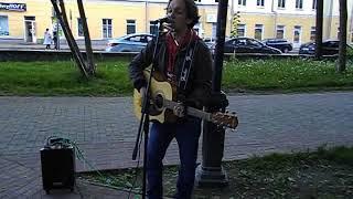 Михаил Бортновский - музыкант, город Смоленск