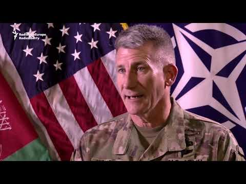 Interview: Top U.S. Army Commander In Afghanistan Discusses New South Asia Strategy