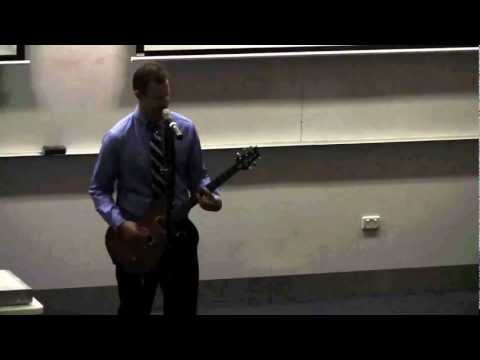 The Corporate Lawyer Song (The University of Adelaide)