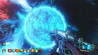 """BLACK OPS 3 ZOMBIES """"REVELATIONS"""" MODDED WEAPONS EASTER EGG GAMEPLAY! (BO3 Zombies)"""