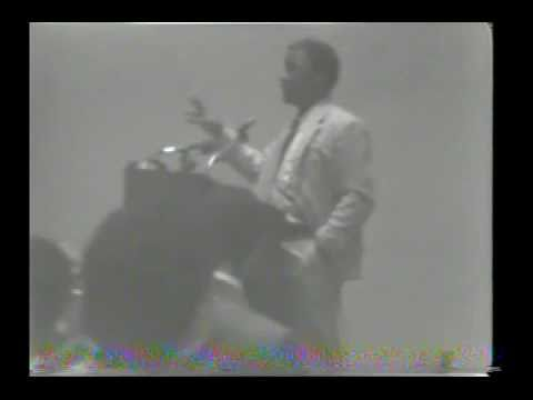 Crisis of Leadership in Chicago - Harold Washington @ Univ of IL 1982